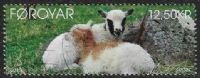 Faröe Islands 2013 SEPAC Lambs 12k.50 good/fine used